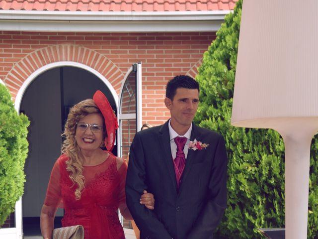 La boda de Manuel y Virginia en Madrid, Madrid 8