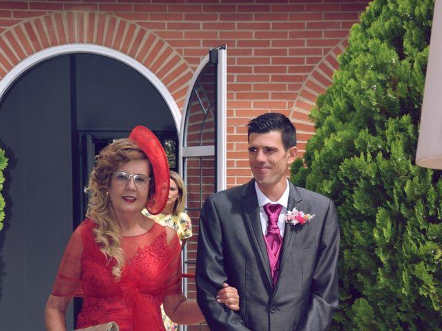 La boda de Manuel y Virginia en Madrid, Madrid 9