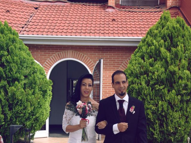 La boda de Manuel y Virginia en Madrid, Madrid 1