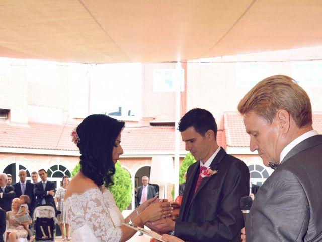 La boda de Manuel y Virginia en Madrid, Madrid 12