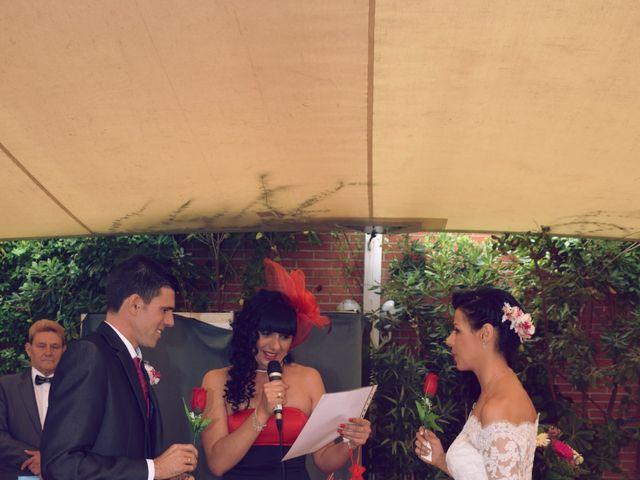 La boda de Manuel y Virginia en Madrid, Madrid 25