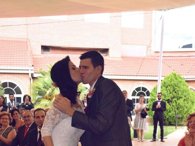 La boda de Manuel y Virginia en Madrid, Madrid 34