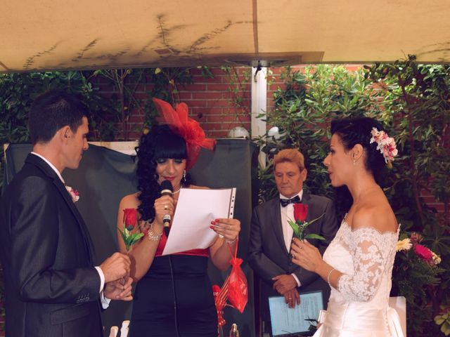 La boda de Manuel y Virginia en Madrid, Madrid 45