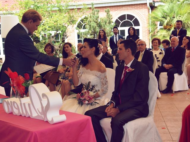 La boda de Manuel y Virginia en Madrid, Madrid 68