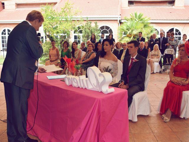 La boda de Manuel y Virginia en Madrid, Madrid 69