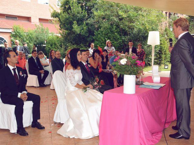 La boda de Manuel y Virginia en Madrid, Madrid 72