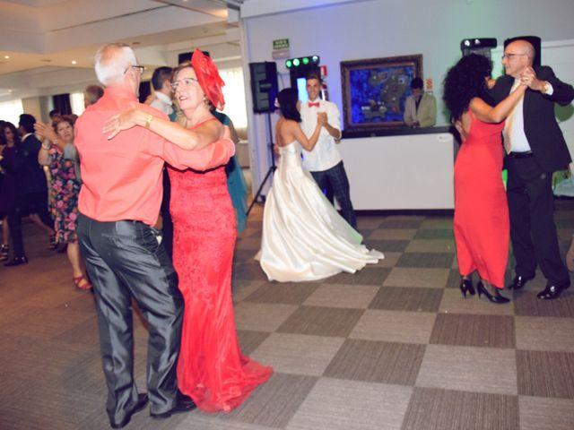 La boda de Manuel y Virginia en Madrid, Madrid 74