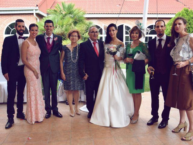 La boda de Manuel y Virginia en Madrid, Madrid 75