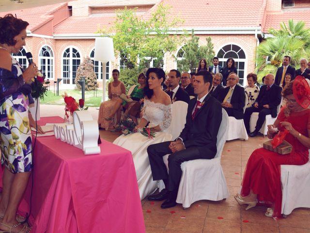 La boda de Manuel y Virginia en Madrid, Madrid 76