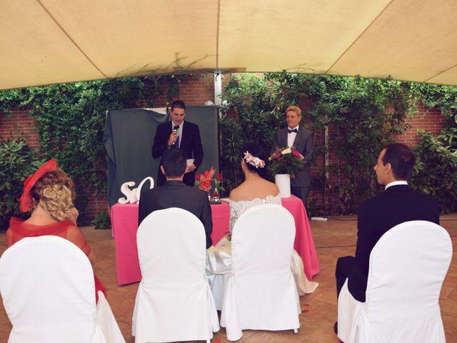 La boda de Manuel y Virginia en Madrid, Madrid 78