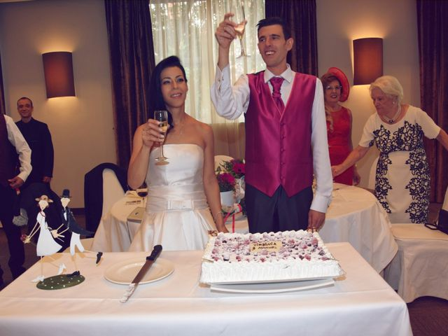 La boda de Manuel y Virginia en Madrid, Madrid 82