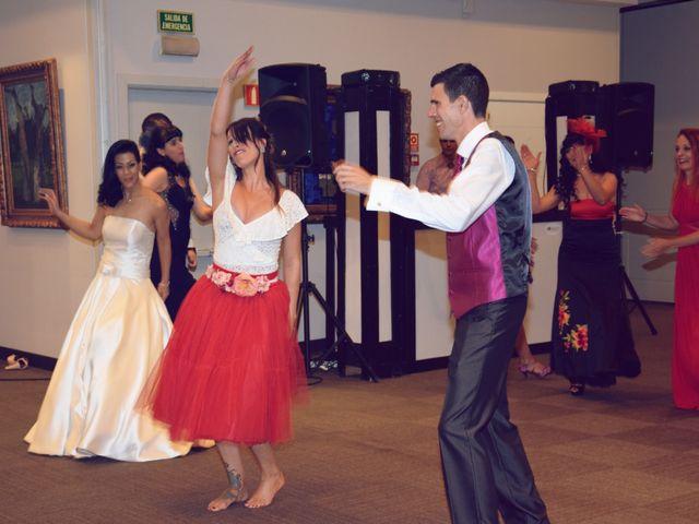 La boda de Manuel y Virginia en Madrid, Madrid 84