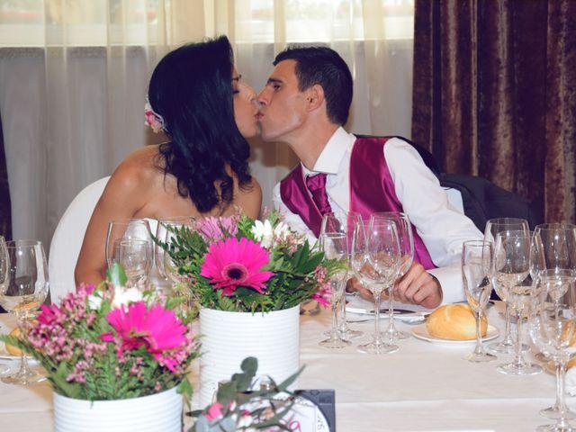 La boda de Manuel y Virginia en Madrid, Madrid 86