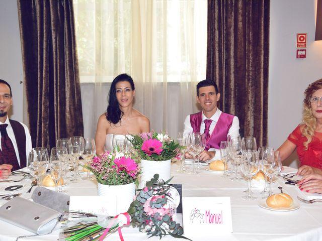 La boda de Manuel y Virginia en Madrid, Madrid 87