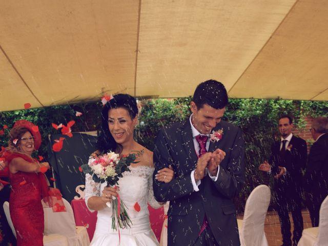La boda de Manuel y Virginia en Madrid, Madrid 18