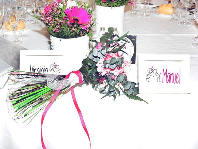 La boda de Manuel y Virginia en Madrid, Madrid 88