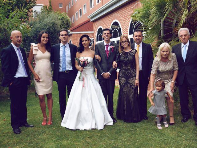 La boda de Manuel y Virginia en Madrid, Madrid 90