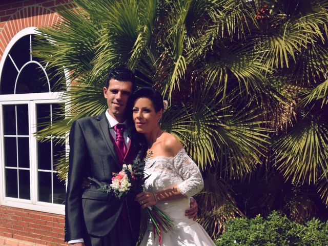La boda de Manuel y Virginia en Madrid, Madrid 29