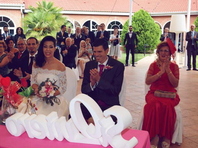La boda de Manuel y Virginia en Madrid, Madrid 36