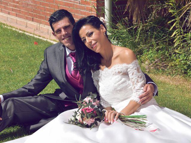 La boda de Manuel y Virginia en Madrid, Madrid 94