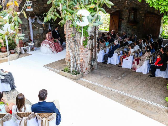 La boda de Sergi y Helena en Vilanova Del Valles, Barcelona 41