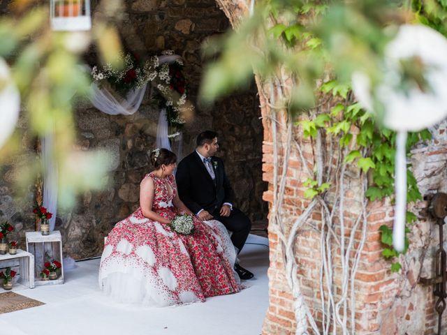 La boda de Sergi y Helena en Vilanova Del Valles, Barcelona 44