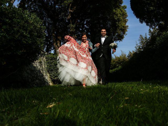 La boda de Sergi y Helena en Vilanova Del Valles, Barcelona 55