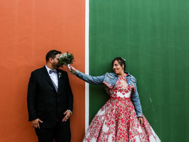 La boda de Sergi y Helena en Vilanova Del Valles, Barcelona 57