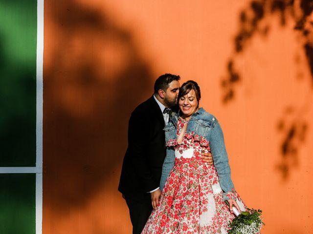 La boda de Sergi y Helena en Vilanova Del Valles, Barcelona 59