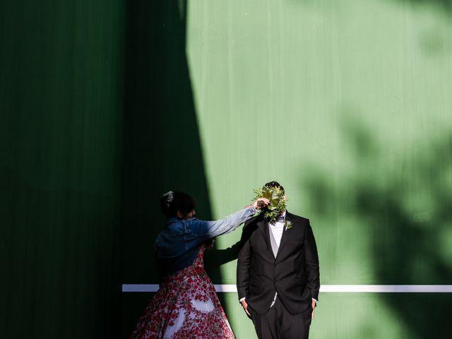 La boda de Sergi y Helena en Vilanova Del Valles, Barcelona 64