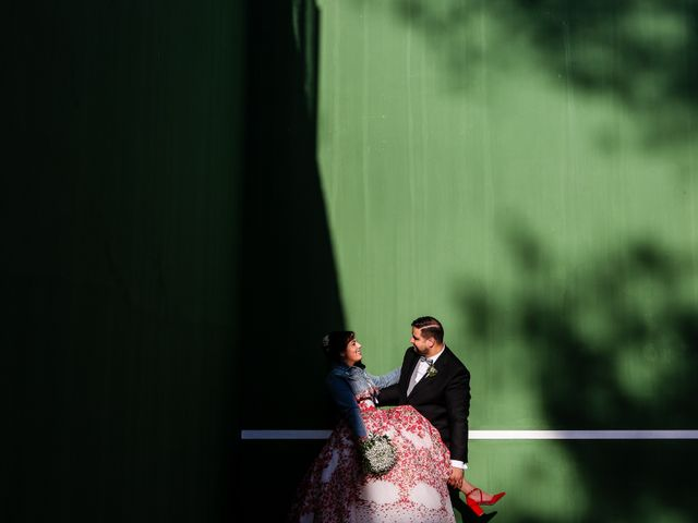 La boda de Sergi y Helena en Vilanova Del Valles, Barcelona 65