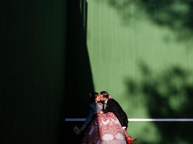 La boda de Sergi y Helena en Vilanova Del Valles, Barcelona 66