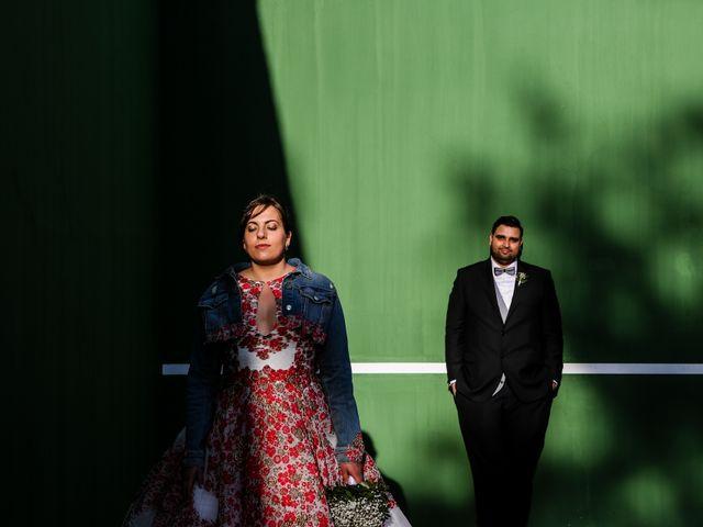 La boda de Sergi y Helena en Vilanova Del Valles, Barcelona 67