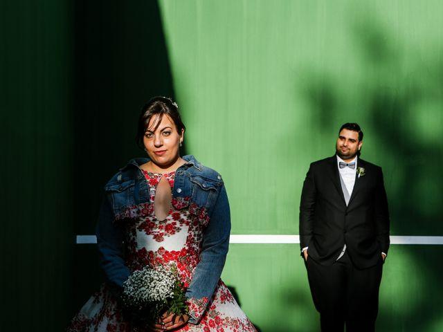 La boda de Sergi y Helena en Vilanova Del Valles, Barcelona 68