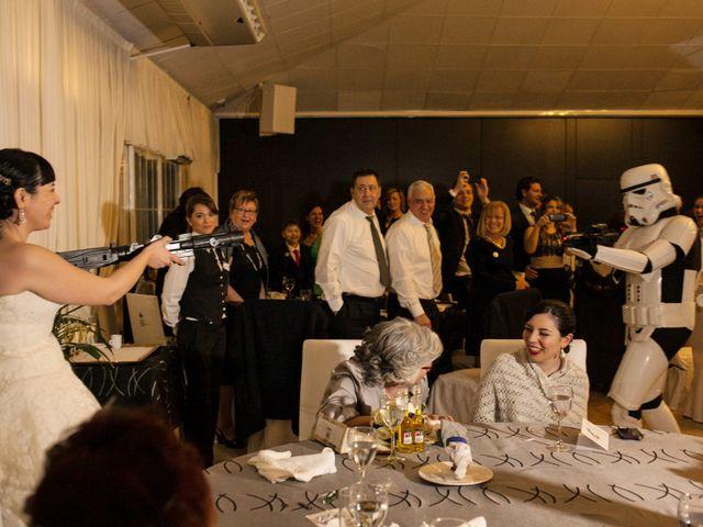 La boda de Salva y Sandra en Gandia, Valencia 13
