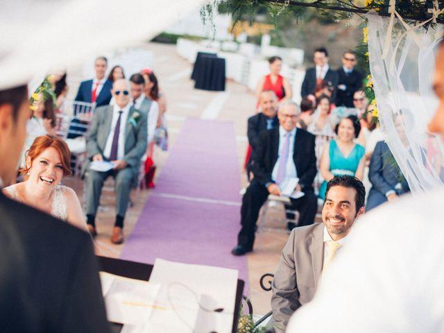 La boda de Tatiana y Miguel en Salobreña, Granada 5