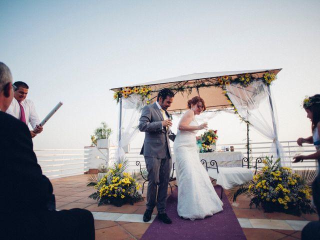 La boda de Tatiana y Miguel en Salobreña, Granada 8