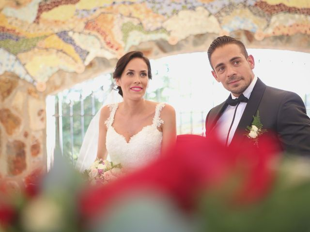 La boda de Eva y Daniel