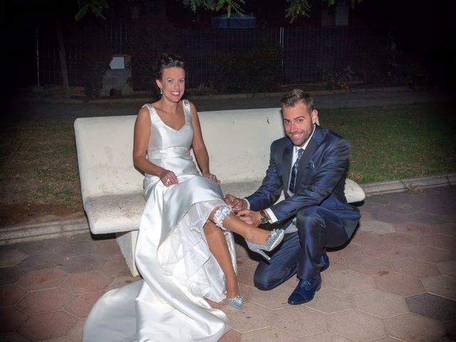 La boda de Carmen y Miguel Ángel