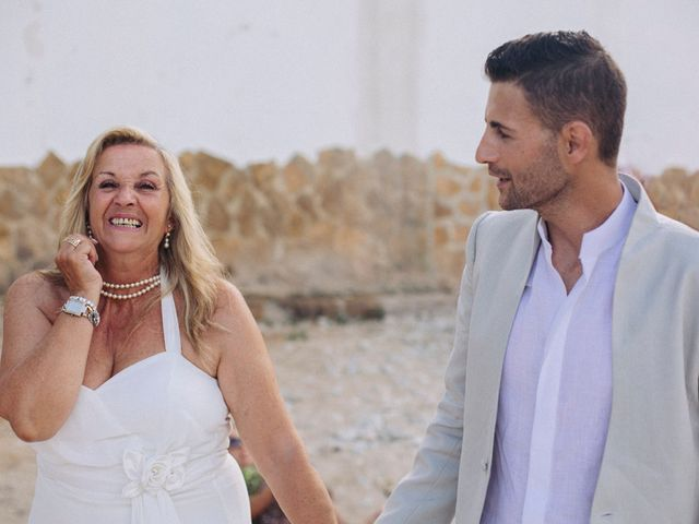 La boda de Álvaro y Paula en Xàbia/jávea, Alicante 21