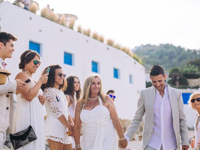 La boda de Álvaro y Paula en Xàbia/jávea, Alicante 22