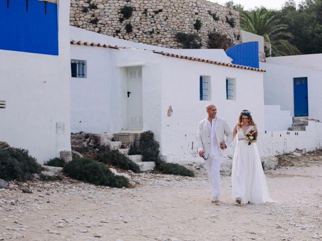 La boda de Álvaro y Paula en Xàbia/jávea, Alicante 23