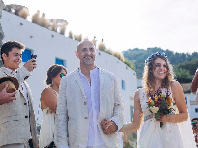La boda de Álvaro y Paula en Xàbia/jávea, Alicante 25