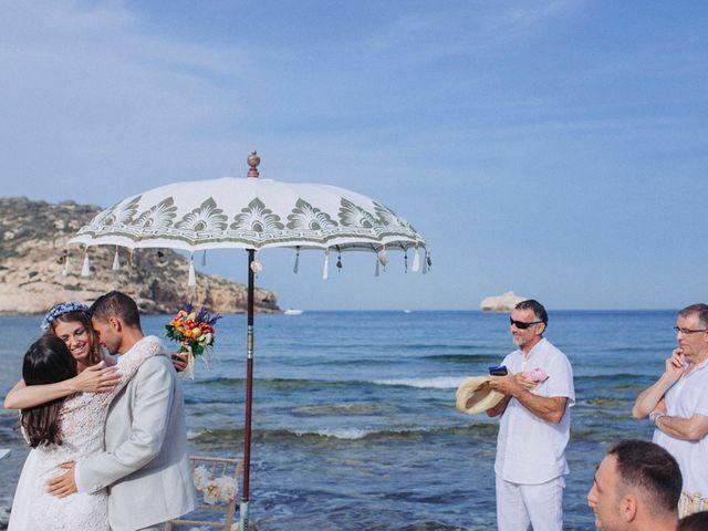 La boda de Álvaro y Paula en Xàbia/jávea, Alicante 26