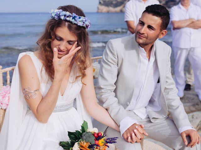 La boda de Álvaro y Paula en Xàbia/jávea, Alicante 27