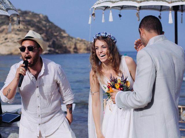 La boda de Álvaro y Paula en Xàbia/jávea, Alicante 29