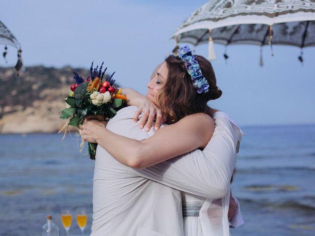 La boda de Álvaro y Paula en Xàbia/jávea, Alicante 30