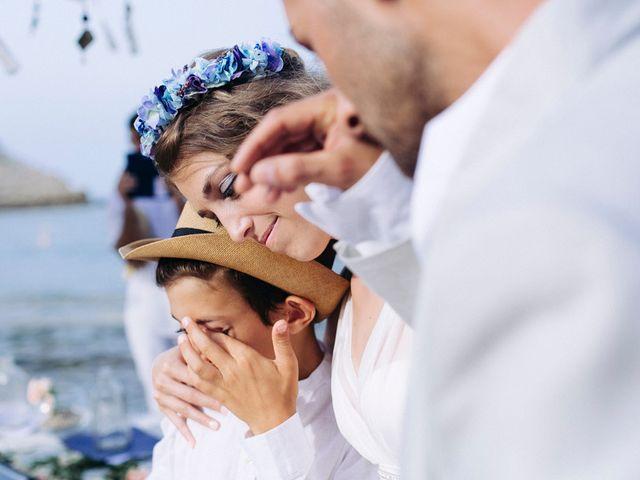 La boda de Álvaro y Paula en Xàbia/jávea, Alicante 31