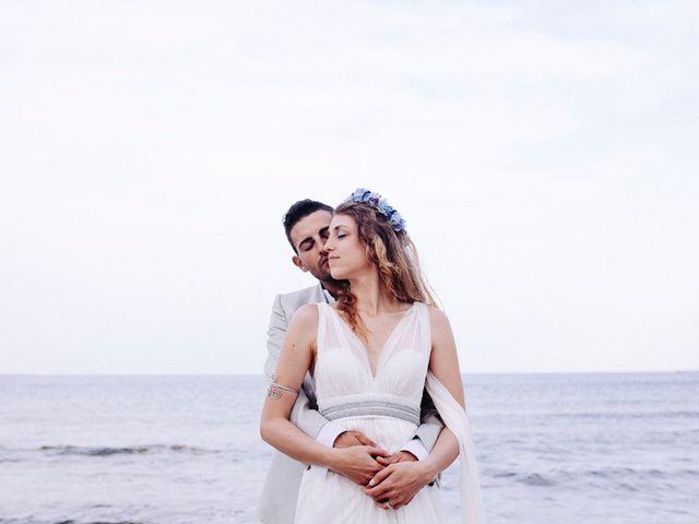 La boda de Álvaro y Paula en Xàbia/jávea, Alicante 34
