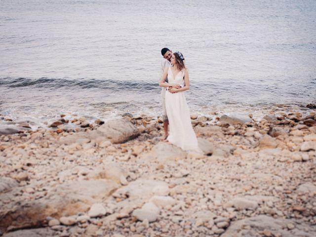 La boda de Álvaro y Paula en Xàbia/jávea, Alicante 35